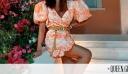 Η Όλγα Φαρμάκη φόρεσε το πιο stylish ρούχο του φετινού καλοκαιριού!