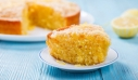 Κέικ λεμονιού με καρύδα