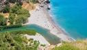 Συλλήψεις για ελεύθερο κάμπινγκ στην λίμνη Πρέβελης στην Κρήτη
