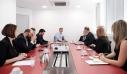 Συνάντηση Μητσοτάκη με αντιπροσωπεία του PhRMA Innovation Forum