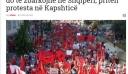 «Θα εμποδίσουμε τους Έλληνες εξτρεμιστές να μπουν στην Αλβανία»