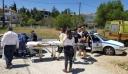 Θεσσαλονίκη: Τροχαίο στο Ωραιόκαστρο με έναν τραυματία