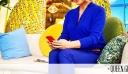 H Kατερίνα Καραβάτου και αυτό το χρώμα έχουν πολύ καλές σχέσεις