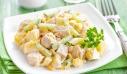Εύκολη κοτοσαλάτα με ανανά