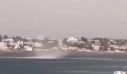Εντυπωσιακές εικόνες από υδροστρόβιλο στο Πέραμα