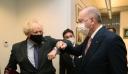 Τζόνσον σε Ερντογάν: Λύση στο Κυπριακό μέσα στο πλαίσιο του ΟΗΕ