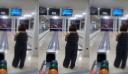 Το bowling δεν είναι το άθλημά της – Αντί να πετύχει τις κορίνες, έσπασε την οθόνη [βίντεο]