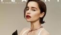 Η Emilia Clarke ποζάρει σε εξώφυλλο περιοδικού και ανάβει περισσότερες φωτιές και από την Daenerys