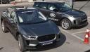 Off Road Experience με το Νέο Range Rover Evoque και της Jaguar I PACE