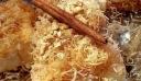 Αφράτο τραγανό γευστικό γαλακτομπούρεκο με κανταίφι !!!
