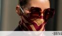 Η Olivia Palermo βρήκε την πιο απαλή εναλλακτική της προστατευτικής μάσκας
