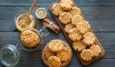 Μπισκότα με μέλι, τζίντζερ και κανέλα