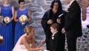 Την ώρα του μυστηρίου η νύφη βλέπει την πρώην του άντρα της. Αυτό που ακολούθησε, δεν περιγράφεται…