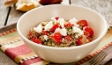 Σαλάτα με λαχανικά και πλιγούρι
