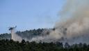 Συγκλονιστικά βίντεο από τη μεγάλη φωτιά που κατακαίει την Εύβοια