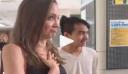 Αντζελίνα Τζολί: Αποχαιρετά τον γιο της με δάκρυα στα μάτια [Βίντεο]