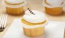 Σπιτικά cupcakes βανίλιας