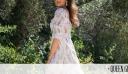 To total floral look της Σταματίνας Τσιμτσιλή είναι αυτό που όλες θέλουμε να φοράμε τον επόμενο μήνα