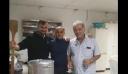 Νεαρός σεφ επισκέφτηκε και μαγείρεψε για τους σεισμόπληκτους στις Κάτω Πουλιές Αρκαλοχωρίου