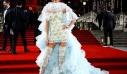 Ο ''Άγγελος'' της Victoria's Secret, Josephine Skriver, με δημιουργία Celia Kritharioti στα British Fashion Awards