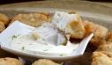 Φιλέτο ψαριού με κάρυ και γιαούρτι