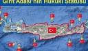 Νέα τουρκική πρόκληση: Κυκλοφόρησε χάρτης που δείχνει ότι τα 3/4 της Κρήτης ανήκουν στην Τουρκία