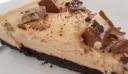 Ανάλαφρη τούρτα με κρέμα φυστικοβούτυρου και Oreo