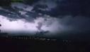 Βίντεο από τη θεομηνία στη Χαλκιδική με τη νύχτα να γίνεται ημέρα