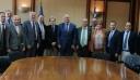 Συνάντηση του υπουργού Δικαιοσύνης με τους δικηγορικούς συλλόγους