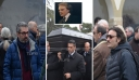 Θλίψη στην Κηδεία του Αριστοτέλη Αποσκίτη: Φίλοι και Συγγενείς στο Τελευταίο «Αντίο» [Εικόνες]