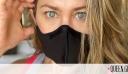 #WearADamnMask: Οι celebrities κάνουν fashion statement με τη μάσκα τους