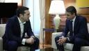 Μαξίμου: Αίτημα του κ. Μητσοτάκη η απουσία ήχου στα πλάνα της συνάντησης με τον Πρωθυπουργό