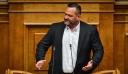 Προκλητικές δηλώσεις Λαγού στη Βουλή: Δεν υπήρξε νεκρός στο Πολυτεχνείο