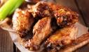 Φτερούγες κοτόπουλου με σόγια σος
