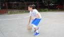 Μια έφηβη ανερχόμενο ταλέντο στο μπάσκετ
