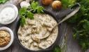 Μοσχαράκι με λευκή σάλτσα
