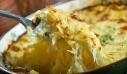Πατάτες ογκρατέν με τσένταρ