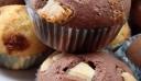 Maffins με 2 σοκολάτες !!!!