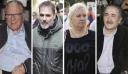 Συγκίνηση και θλίψη: Ο Κώστας Βουστάς, ο Σταμάτης Γαρδέλης, η Καίτη Φίνου κι ο Λάκης Λαζόπουλος λένε «αντίο» στον Στάθη Ψάλτη