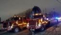 Μετέφεραν με μαεστρία φορτίο βάρους 820 τόνων
