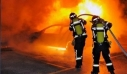 Φωτιά τη νύχτα σε δύο οχήματα σε Κασσάνδρα και Ασπρόπυργο