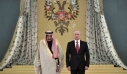 Για το πετρέλαιο θα συζητήσουν ο Πούτιν και ο βασιλιάς της Σαουδικής Αραβίας