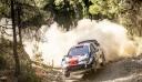 Επικεφαλής του ΕΚΟ Ράλι Ακρόπολις ο 21χρονος Kalle Rovanpera (Toyota Yaris WRC)