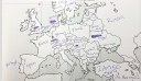 Έδωσαν σε Αμερικανούς να συμπληρώσουν τον χάρτη της Ευρώπης. Δείτε τα αποτελέσματα