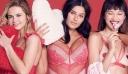 Ζουμερά μοντέλα με εσώρουχα γιατί ο Άγιος Βαλεντίνος δεν έχει μέγεθος