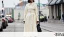 Σύνολα με πρωταγωνιστή το λευκό χρώμα για chic χειμερινές εμφανίσεις