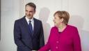 Πρόσκληση Μέρκελ σε Μητσοτάκη: Στο Βερολίνο τον Αύγουστο ο πρωθυπουργός