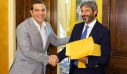 Με τον πρόεδρο του Ιταλικού Κοινοβουλίου συναντήθηκε ο Αλέξης Τσίπρας