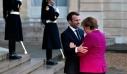 Μακρόν: Ισχυρές οι σχέσεις Γαλλίας – Γερμανίας