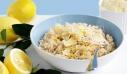 Ριζότο με λεμόνι